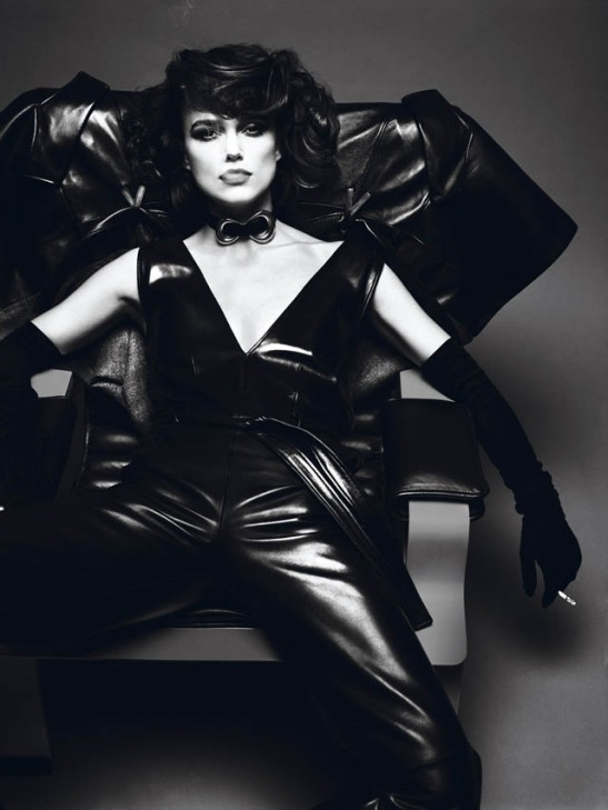 Keira Knightley photographed by Mert and Marcus for Interview, April 2012